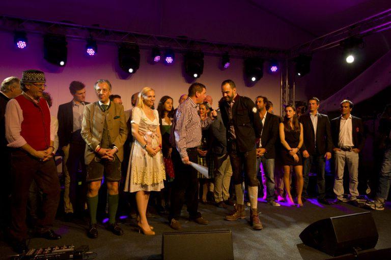 Charity-Auktion zugunsten der Sky Stiftung im Rahmen der Polo Players Night